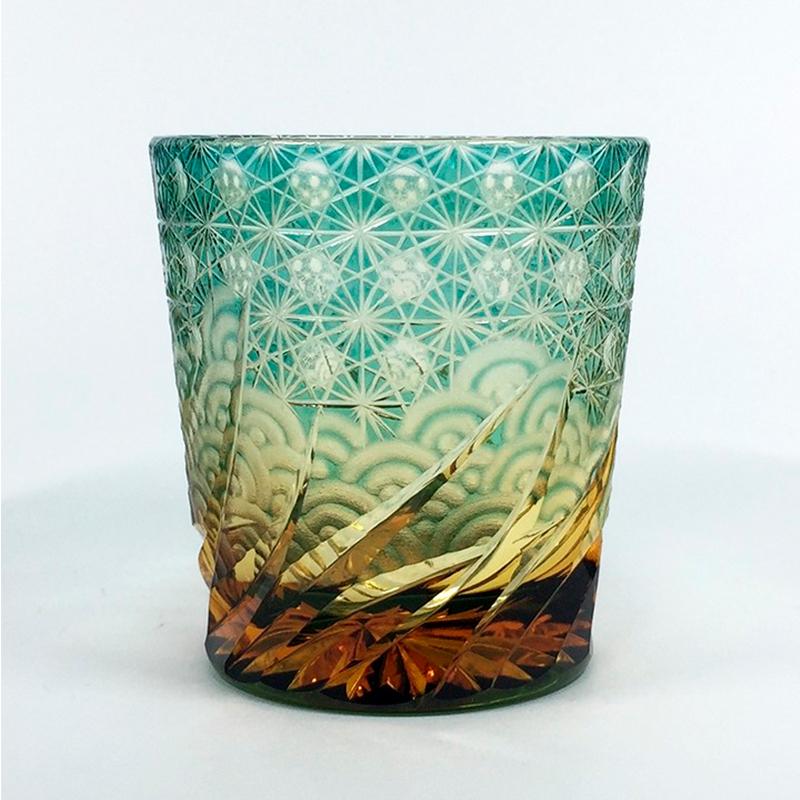 涟SAZANAMI绿色(玻璃杯)