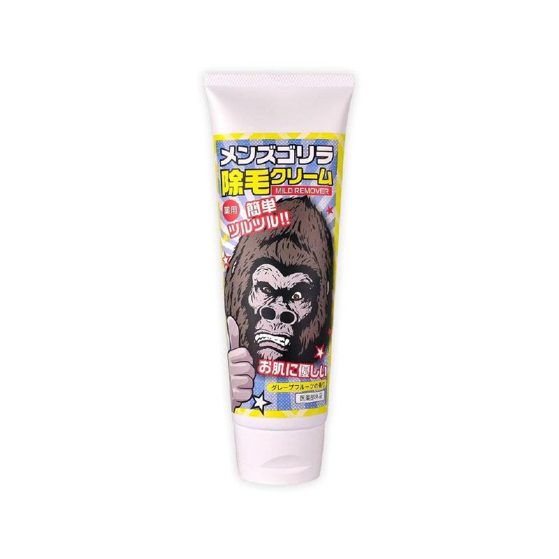 猩猩系脱毛膏