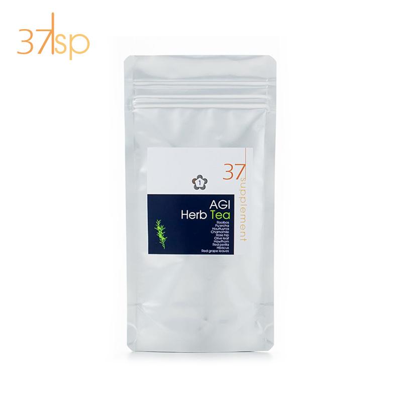 37°C日本原装抗氧化 抗糖化 有机草本养生袋泡茶(5小包)